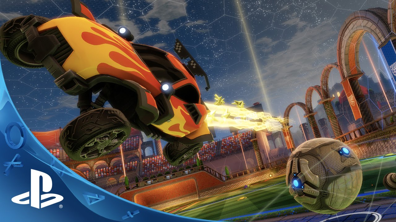 Rocket League: Revenge of the Battle-Cars Coming This October