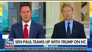 Rand Paul Explains Donald Trump