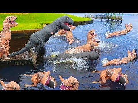 The Real Way Dinosaurs Went Extinct