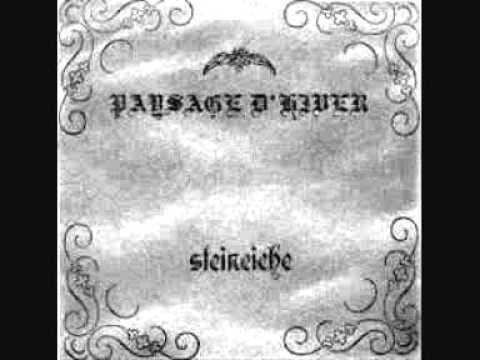 Paysage D'Hiver Die Baumfrau online metal music video by PAYSAGE D'HIVER