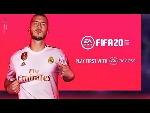 PS4《國際足盟大賽 20 》EA SPORTS FIFA 20 宣傳影片