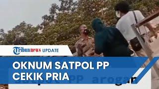 Oknum Satpol PP Bogor Cekik Leher Pria yang Lerai Cekcok dengan Pedagang, Ini Kata Kasatpol PP