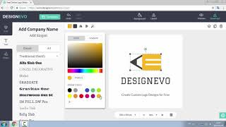 DesignEvo video