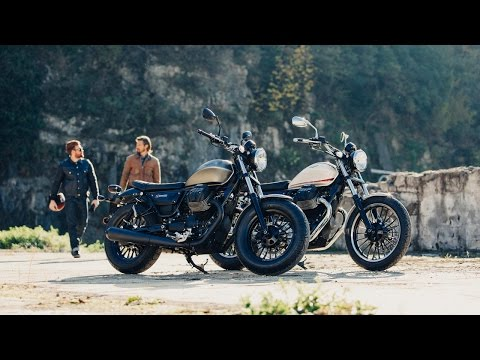 2016 Moto Guzzi V9 Roamer in Middleton, Wisconsin