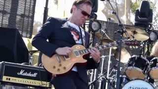 Joe Bonamassa Slow Train & Dust Bowl  Doheny 2013