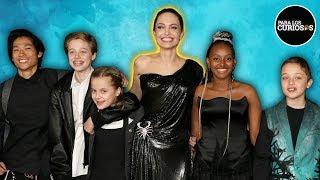 Así Son Los HIJOS De Angelina Jolie Y Brad Pitt: TODOS Los DETALLES