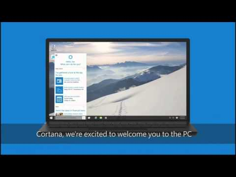 Windows 10 introductie trailer