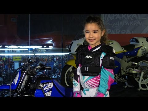Answer Racing Pee Wee Motorcycle Protective Gear Review