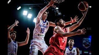 Batang Gilas vs Bahrain | FULL GAME HIGHLIGHTS | FIBA Asia U18 QF | Aug. 9, 2018