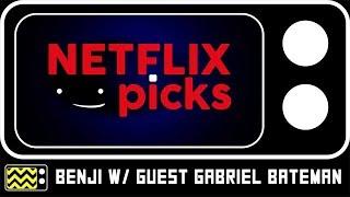 Discussing Benji w/ Guest Gabriel Bateman - Netflix Picks | AfterBuzz TV
