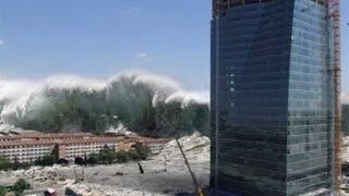 Цунами Япония - 2011. Землетрясение и цунами в Японии 2011 видео
