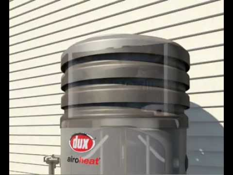 dux airoheat hot water system