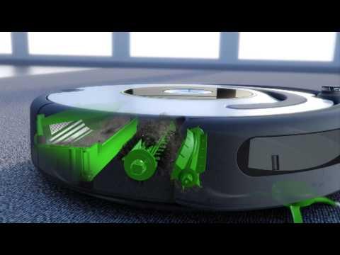 Todo sobre el Robot aspirador Roomba serie 600