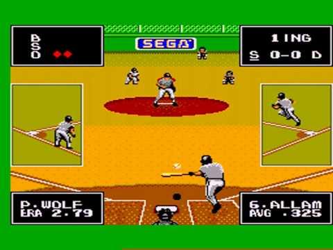 American Baseball Master System