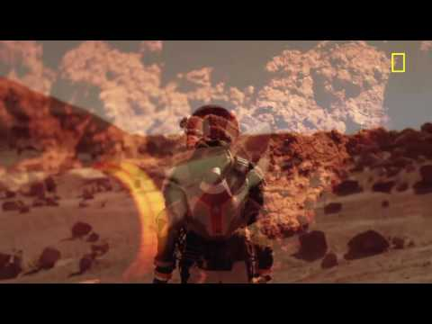 """Trailer for """"Mars: Our Future on the red planet""""   John's ..."""