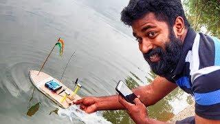 How To Make A Boat | കാറ്റാടി ബോട്ട് ഉണ്ടാക്കിയാലോ ???