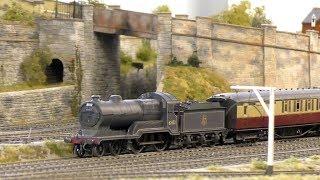 Manchester Model Railway Exhibition 2018