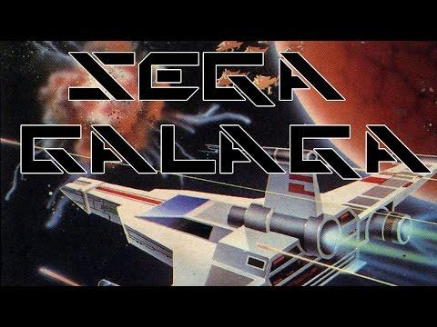 Challenge: Sega Galaga - High Score