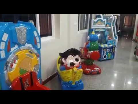 High Punch Arcade Game