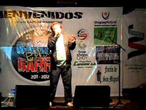 EL PICHON - BASURA - FESTIVAL A LA BARRA EN BARRA - 11-12-2011.AVI