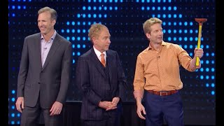 Teller nearly SHOCKED by dangerous juggling duo, The Passing Zone, on Penn & Teller: Fool Us!