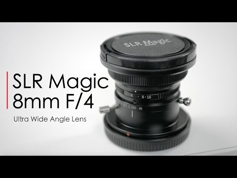 SLR Magic 8mm F4 – Ultra Wide Angle Lens Review with Panasonic Lumix G85