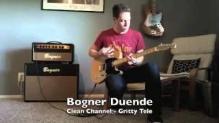 Bogner DUENDE 15W Amplifier