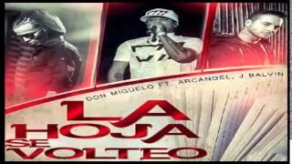 J balvin & Arcangel - Don miguelo - La hoja se volteo -(2014)