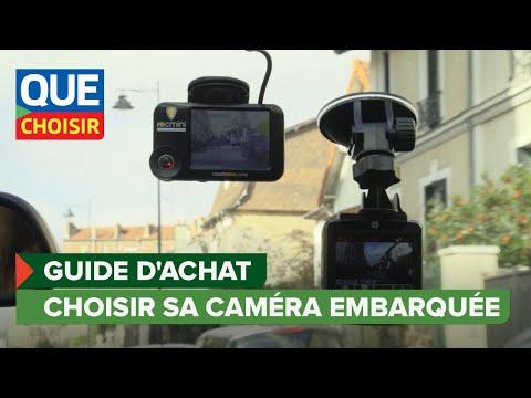 Caméra embarquée pour voiture - Guide d'achat