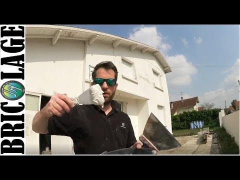 Comment faire un ravalement de façade d'une maison DIY * fissures, trous , etc..*