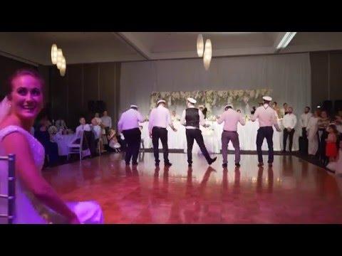 The BEST Groomsmen Dance EVER!!!!