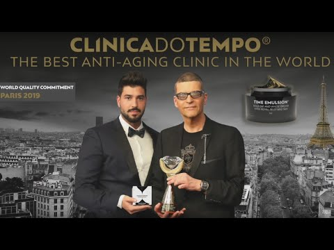 CLÍNICA DO TEMPO - BEST ANTI-AGING CLINIC IN THE WORLD