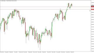 FTSE 100 - FTSE 100 Week Forecast for the week of February 27 2017, Technical Analysis