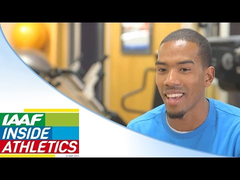 IAAF Inside Athletics - Episode 23 - Christian Taylor