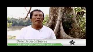 preview picture of video 'SENA GUAINIA PLANES DE VIDA INDIGENA'