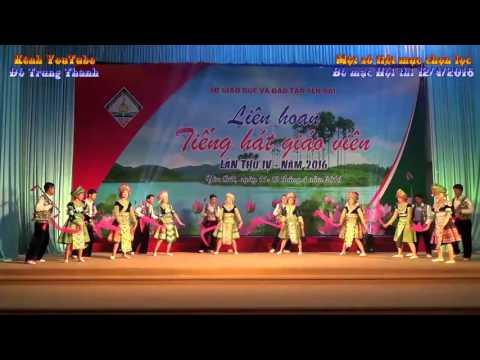 Liên hoan tiếng hát giáo viên (PGD Văn Yên, Yên Bình, Trạm Tấu, Mù Căng Chải)