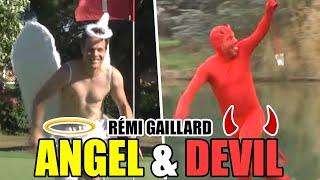 Angel and Devil (by Rémi Gaillard)