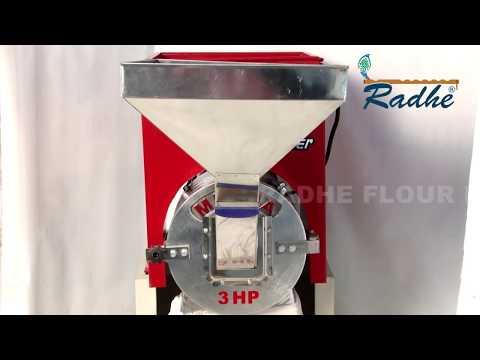 2 IN 1 MS Pulveriser Machine