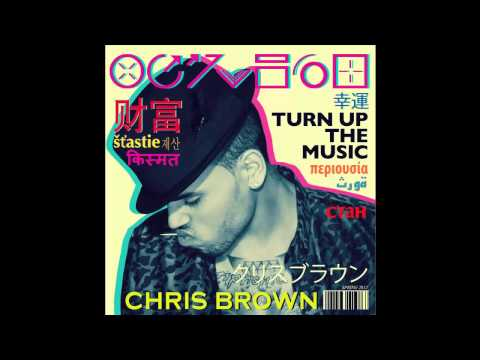 [INSTRUMENTAL] Chris Brown - Turn Up The Music