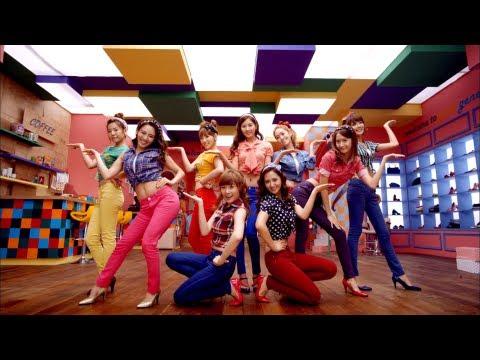 Girls' Generation - Gee (Jap. Version)