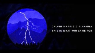 Calvin Harris - This Is What You Came For ft. Rihanna [Extended Version]