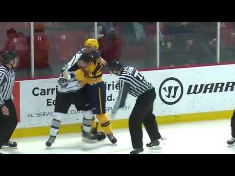 Felix-Olivier Chouinard vs Tyler Boivin