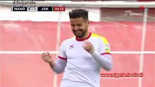 Ligue 1 : NAHD – JS Kabylie (0-2)