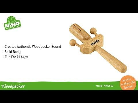 NINO NINO519 Woodpecker