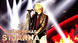 Tommy Nilsson Sjunger You Give Love A Bad Name I Stjärnornas Stjärna 2018