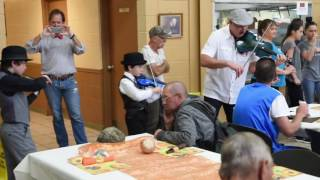 Salvation Army Thanksgiving Meal