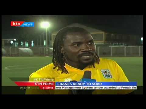Harambee Stars to face Uganda Cranes on a friendly match tomorrow