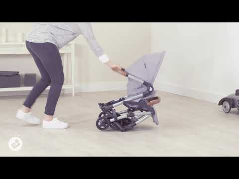 How to fold unfold  your Laika compact stroller