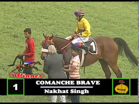 Comanche Brave with Nakhat Singh up wins The Southern Regent Plate 2019