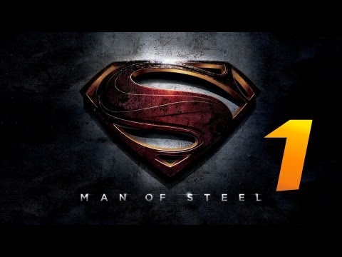 superman the man of steel xbox gameplay